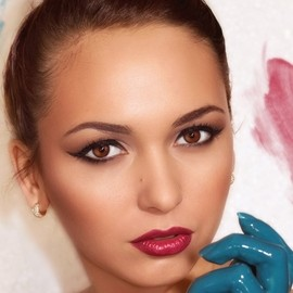 Single bride Christina, 24 yrs.old from Kiev, Ukraine