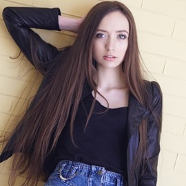 Beautiful woman Anna, 22 yrs.old from Kiev, Ukraine