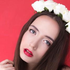 Single bride Anna, 21 yrs.old from Kiev, Ukraine
