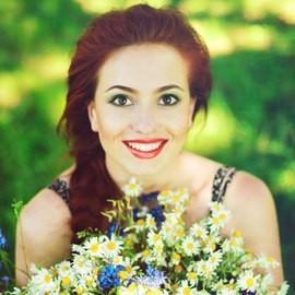 Charming miss Elena, 22 yrs.old from Kiev, Ukraine