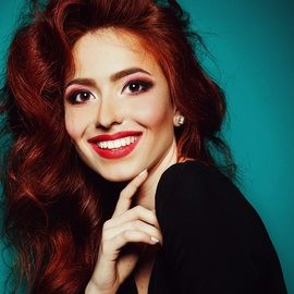 Single miss Elena, 22 yrs.old from Kiev, Ukraine