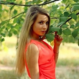Amazing girlfriend Elizaveta, 22 yrs.old from Donetsk, Ukraine