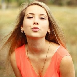Nice girlfriend Elizaveta, 22 yrs.old from Donetsk, Ukraine