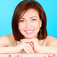 Single woman Yelena, 39 yrs.old from Sumy, Ukraine