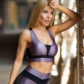 Gorgeous lady Anna, 30 yrs.old from Kiev, Ukraine