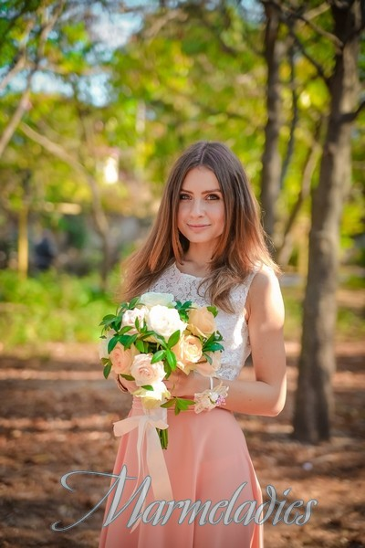 Amazing miss Ludmila, 25 yrs.old from Kiev, Ukraine