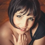 Single girlfriend Oksana, 30 yrs.old from Vinnitsa, Ukraine