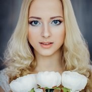 Pretty bride Anastasia, 23 yrs.old from Vinnitsa, Ukraine