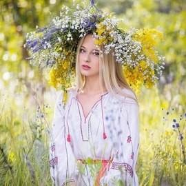 Nice woman Anastasia, 24 yrs.old from Vinnitsa, Ukraine