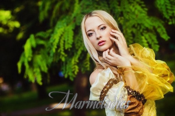 Pretty bride Anastasia, 26 yrs.old from Vinnitsa, Ukraine