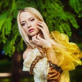 Pretty bride Anastasia, 22 yrs.old from Vinnitsa, Ukraine