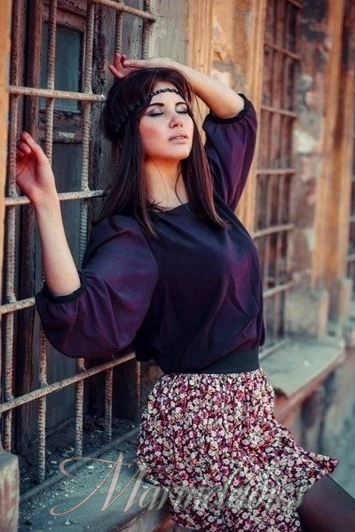 Single lady Kristina, 27 yrs.old from St.Petersburg, Russia