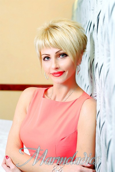 Charming bride Olga, 41 yrs.old from Sumy, Ukraine