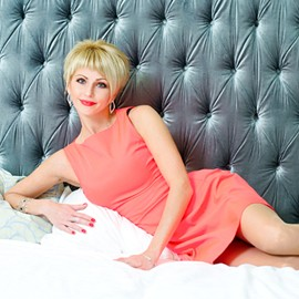 Nice bride Olga, 40 yrs.old from Sumy, Ukraine