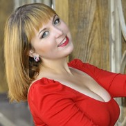 Beautiful wife Oksana, 31 yrs.old from Poltava, Ukraine