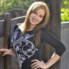 Charming wife Lyudmila, 36 yrs.old from Poltava, Ukraine