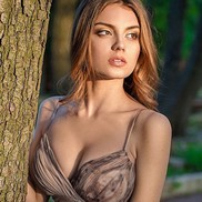 Pretty wife Valeria, 20 yrs.old from Kiev, Ukraine