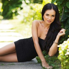 Single bride Julia, 28 yrs.old from Kiev, Ukraine