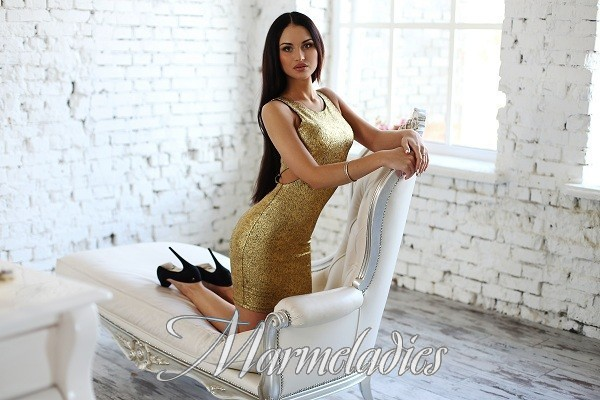 Pretty mail order bride Julia, 29 yrs.old from Kiev, Ukraine