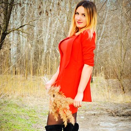 Charming girl Irina, 27 yrs.old from Poltava, Ukraine