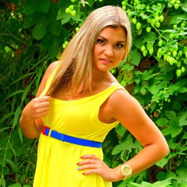 Beautiful girlfriend Ekaterina, 30 yrs.old from Kharkov, Ukraine