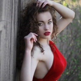 Charming pen pal Dina, 22 yrs.old from Kiev, Ukraine