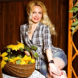 Pretty pen pal Irina, 38 yrs.old from Kiev, Ukraine