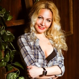 Charming pen pal Irina, 38 yrs.old from Kiev, Ukraine