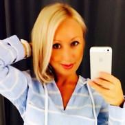Sexy girl Oksana, 37 yrs.old from Gatchina, Russia
