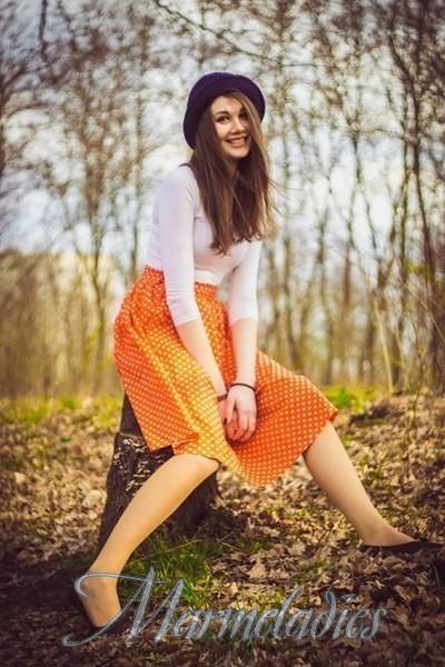 Charming lady Anna, 23 yrs.old from Vinnitsa, Ukraine