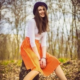 Charming lady Anna, 20 yrs.old from Vinnitsa, Ukraine