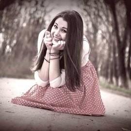 Single miss Anna, 20 yrs.old from Vinnitsa, Ukraine