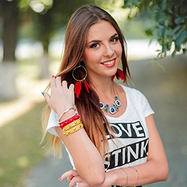 Single miss Victoria, 22 yrs.old from Poltava, Ukraine