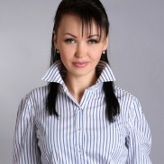 Single wife Alena, 36 yrs.old from Kiev, Ukraine