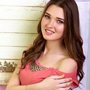 Gorgeous bride Daria, 21 yrs.old from Kharkov, Ukraine