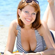 Hot bride Irina, 40 yrs.old from Berdyansk, Ukraine