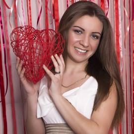 Beautiful girlfriend Oksana, 28 yrs.old from Kharkov, Ukraine