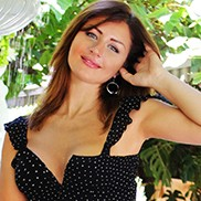 Gorgeous wife Natalia, 37 yrs.old from Odessa, Ukraine