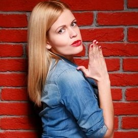 Gorgeous pen pal Oksana, 35 yrs.old from Kiev, Ukraine