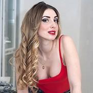 Amazing bride Alena, 31 yrs.old from Odessa, Ukraine