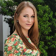 Gorgeous bride Taty, 26 yrs.old from Pushkin Mountains, Russia
