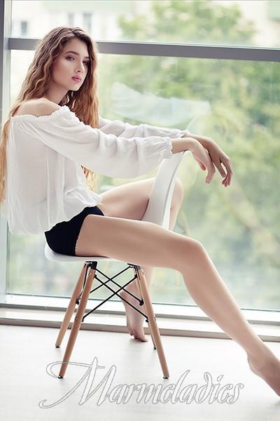 Pretty miss Viktoriya, 24 yrs.old from Krivoy Rog, Ukraine