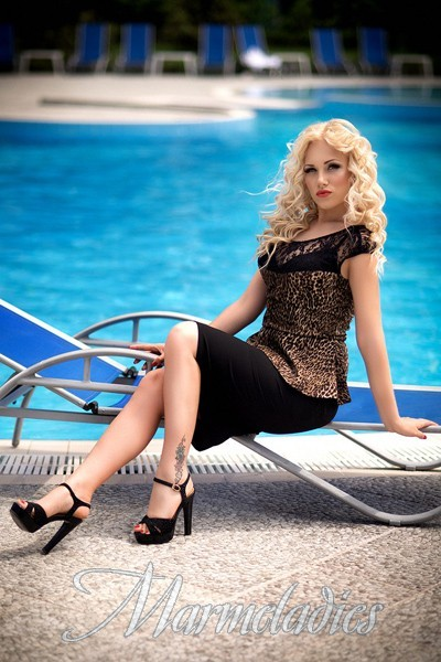 Single wife Anna, 28 yrs.old from Sevastopol, Russia