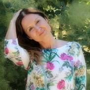 Pretty girlfriend Oksana, 46 yrs.old from Odessa, Ukraine