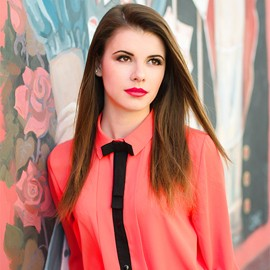Single girl Lina, 23 yrs.old from Sumy, Ukraine