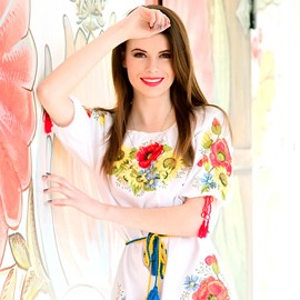 Gorgeous girl Lina, 23 yrs.old from Sumy, Ukraine
