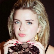 Gorgeous bride Dariya, 33 yrs.old from Dnepropetrovsk, Ukraine