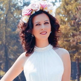 Beautiful girlfriend Olesia, 36 yrs.old from Kiev, Ukraine