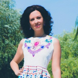 Pretty miss Olesia, 35 yrs.old from Kiev, Ukraine
