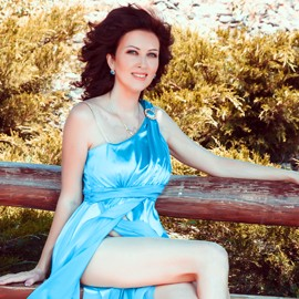 Charming miss Olesia, 38 yrs.old from Kiev, Ukraine